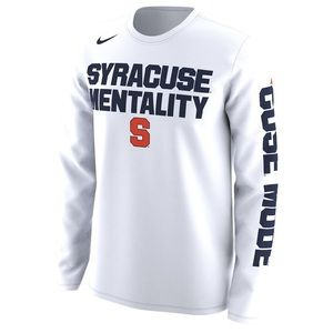 Syracuse Mentality Performance Longsleeve